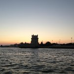 Sunset sail with Tagus Cruises