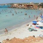 Arcos De Formentera Foto