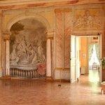 la salle de bal décorée par Servandoni
