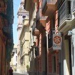 Rue de l'appartement
