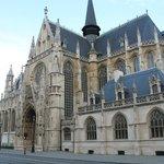 L'Eglise de Notre-Dame du Sablon