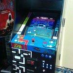 Old school Pac Man machine