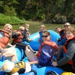 Our day on the Colorado River