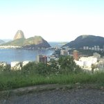 Uma das vistas mais deslumbrantes do Rio de Janeiro.