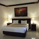 comfort deluxe bungalow segara agung