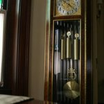 One of several Tall Case Clocks