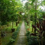 Santra Putra grounds
