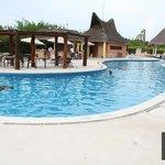Albercas y Pool Bar