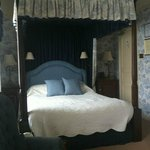 Four Poster Bed - Super Soft