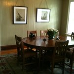Croatan Cottage - dinning room