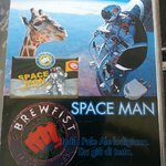 IPA Spaceman brewfist