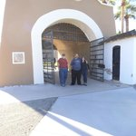 Entrance to Yuma Territorial Prison