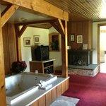 Interior of Edgewood
