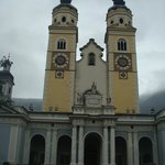 La cathédrale de Bressanone