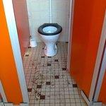 Eviter les toilettes l'après midi (et l'odeur ...)