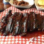 The Olde Ridge Authentic Barbecue