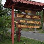 Hotel Cerro Azul Arenal