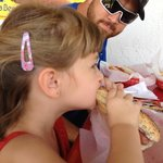 yummy hotdogs!! my daughter couldn't get enough ;-)