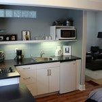 Sunrise Suite (#2) Kitchen View