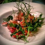 Prawn and crayfish salad