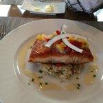 Wild Roasted Salmon