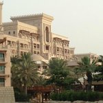 View of the Madinat Jumeirah complex