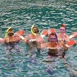 Snorkeling at St John