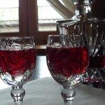 Complimentary Cherry Vodka