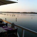 vista lato lago (sabaudia)
