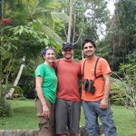 Gerardo, our day hike tour guide - the best!