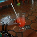 Complementary Rum punch on arrival