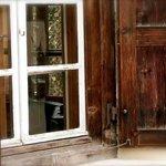 Unsere schönen alten Fensterläden