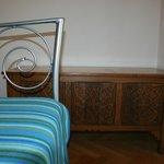 The Lavanda bedroom detail
