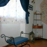 The Lavanda livingroom detail