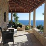 The Lavanda terrace