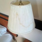 Lamp shade in our room