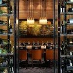 Bristol Seafood Grill Wine Room