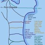 Beach Bar Map