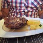 Steak ( entrecote)