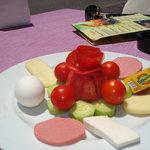 lovely turkish breakfast