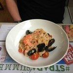 Risotto Frutti di Mare, seafood risotto