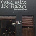 Photo de Cafeterias Ek' Balam