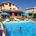 piscina ....oasi di relax