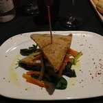 Sandwich branzino coupon