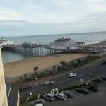 eastbourne Pier from 5th Floor room