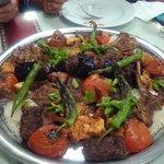 Magnífico kebab