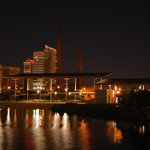 Birmingham Skyline from Railroad Park