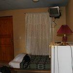 Vista de la habitación