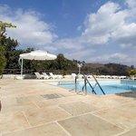 Parque aquático - piscina de lazer