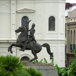 What is the meaning of Andrew Jackson's steed's pose? Find out on the tour.